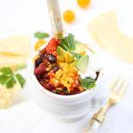 Delicious Quinoa Chili