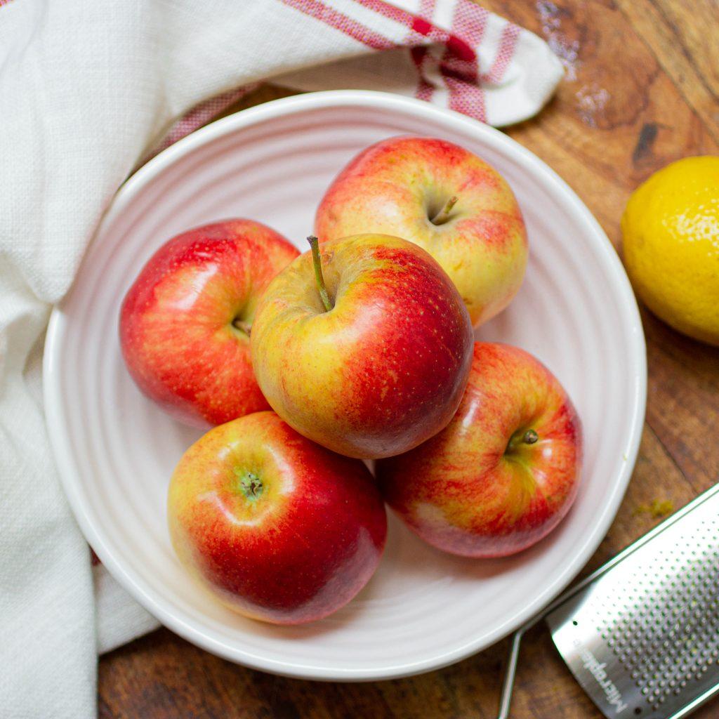 Skillet Apple Crisp
