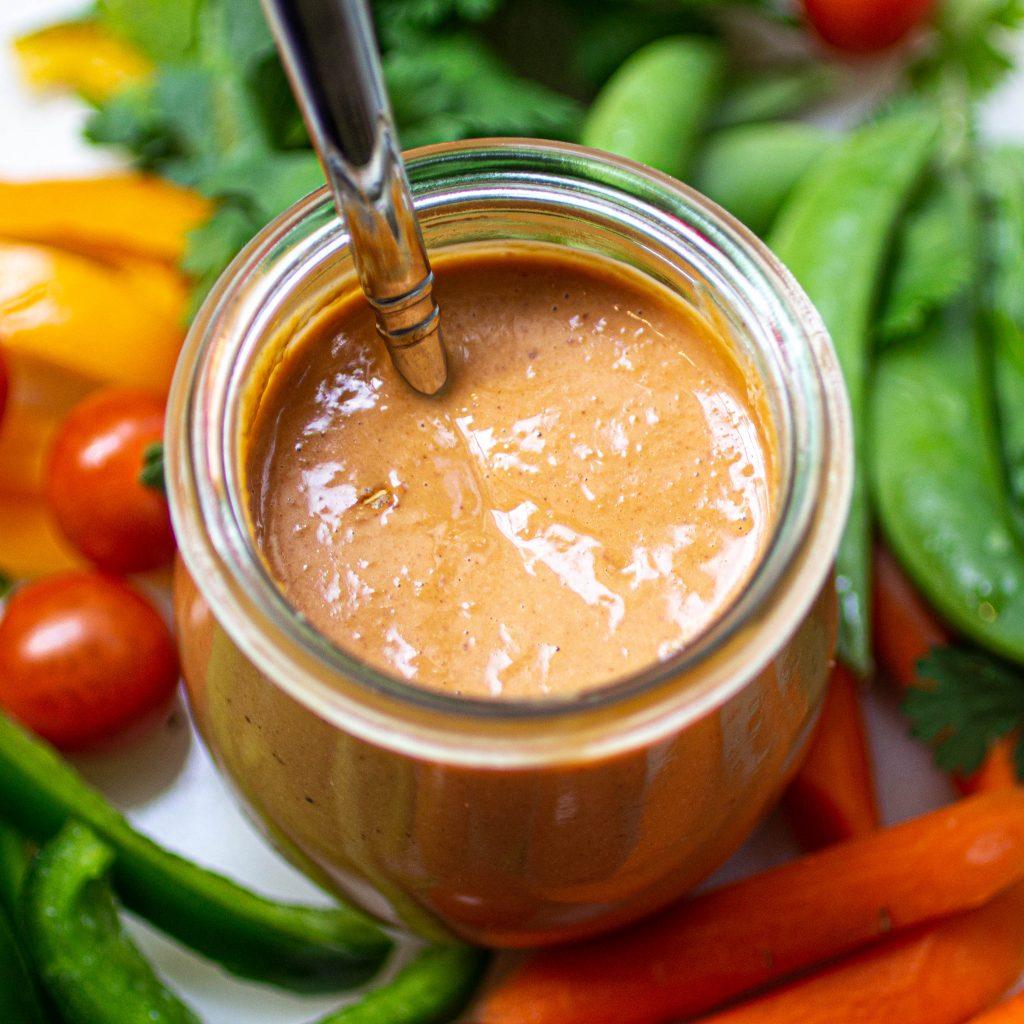 Vegan Thai Peanut Sauce
