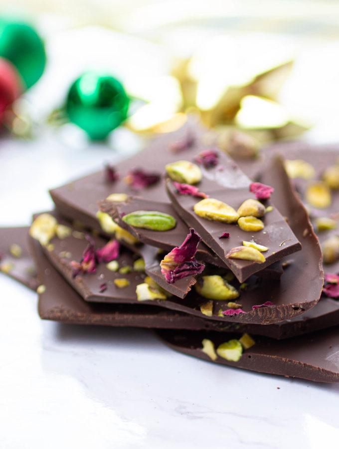 Vegan Chocolate Bark