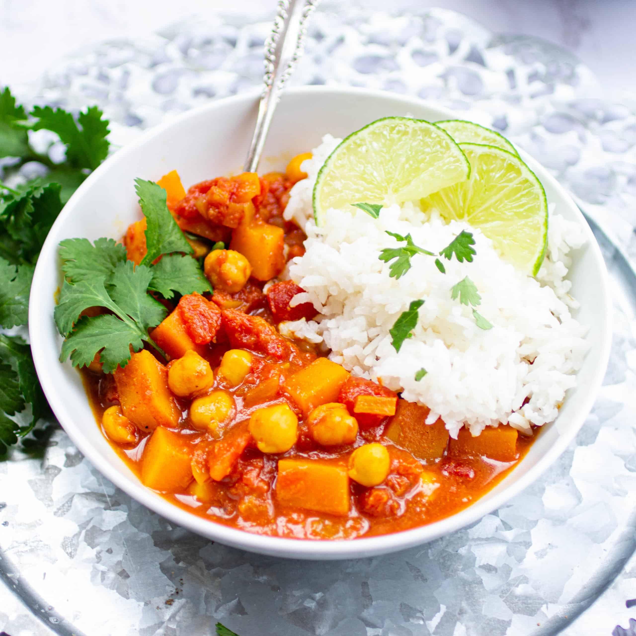 Vegan Moroccan Tagine